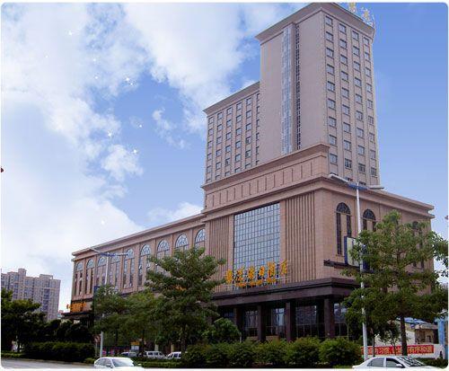 广东广州高锐信息科技有限公司工程案例