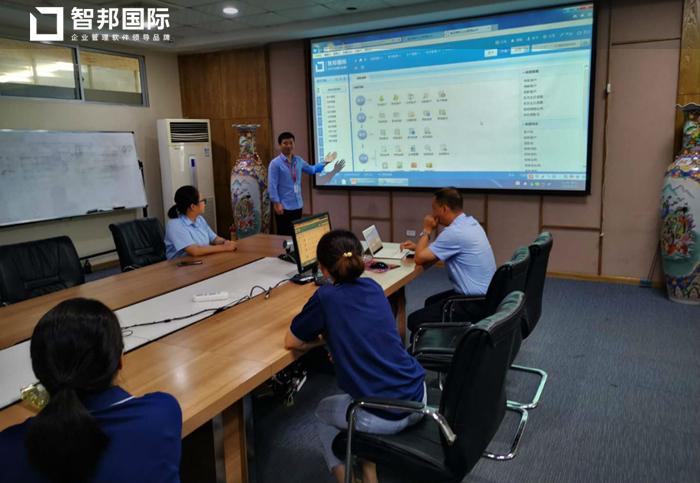 青风环境签约智邦国际机械行业管理系统,实现合同管理智能化