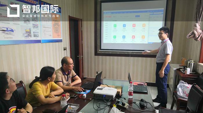 亚威智能成功签约智邦国际ERP系统,实现财务数据无缝对接