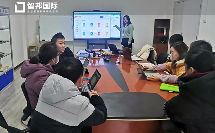 海泰伟创签约智邦国际机械行业管理系统,业务数据全程掌控